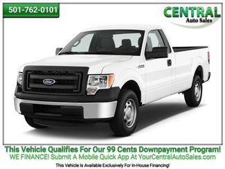 2014 Ford F-150    Hot Springs, AR   Central Auto Sales in Hot Springs AR