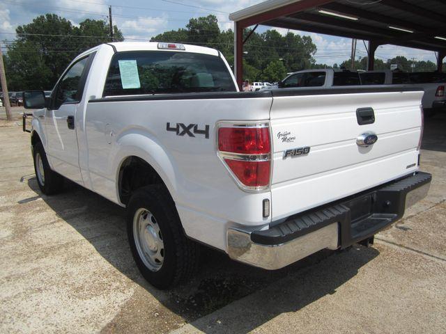 2014 Ford F-150 XL Houston, Mississippi 4