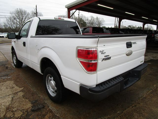 2014 Ford F-150 XL Houston, Mississippi 4