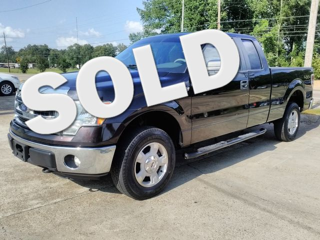 2014 Ford F-150 XLT Houston, Mississippi 0