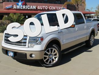 2014 Ford F-150 King Ranch   Houston, TX   American Auto Centers in Houston TX
