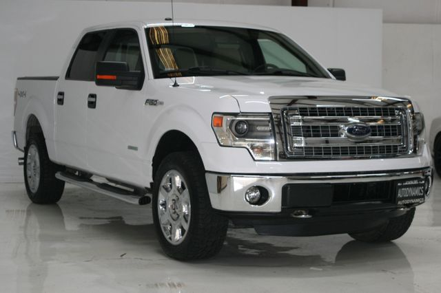 2014 Ford F-150 4X4 XLT (Texas Edition) Houston, Texas 3