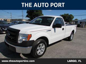 2014 Ford F-150 XL in Largo, Florida 33773
