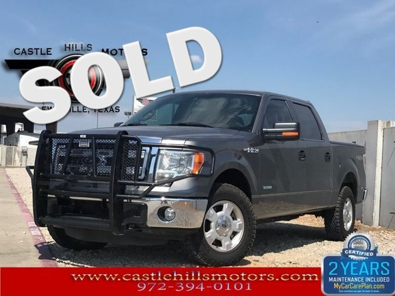 2014 Ford F-150 XLT | Lewisville, Texas | Castle Hills Motors in Lewisville Texas