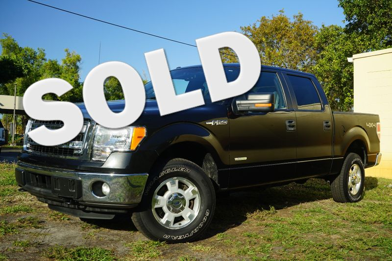 2014 Ford F-150 XLT in Lighthouse Point FL