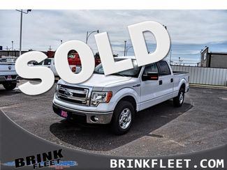 2014 Ford F-150 2WD SuperCrew 145 XLT | Lubbock, TX | Brink Fleet in Lubbock TX