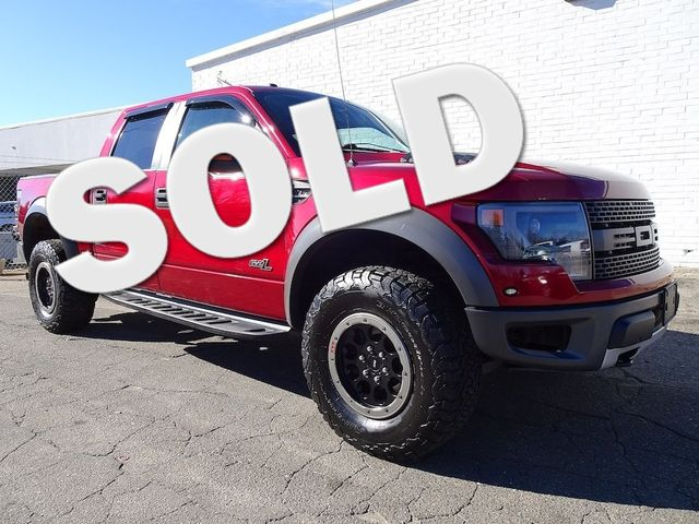 2014 Ford F-150 SVT Raptor Madison, NC 0