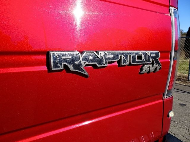 2014 Ford F-150 SVT Raptor Madison, NC 34