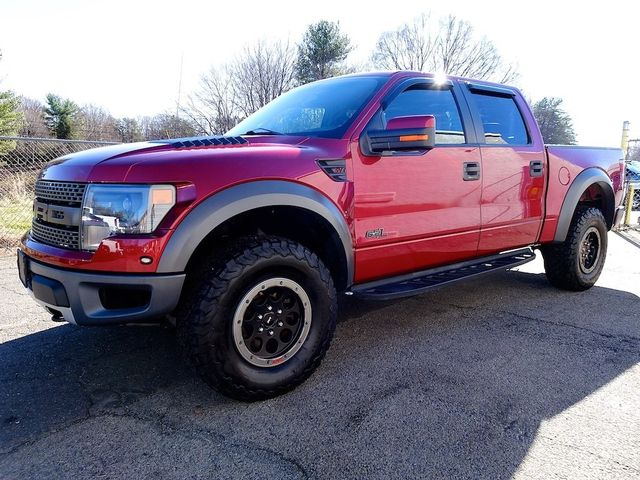 2014 Ford F-150 SVT Raptor Madison, NC 6