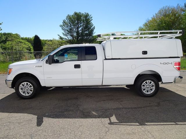 2014 Ford F-150 XLT w/HD Payload Pkg Madison, NC 5
