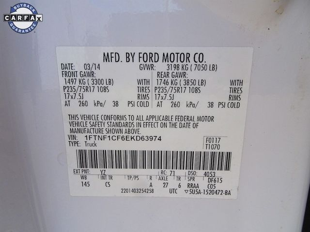 2014 Ford F-150 XL Madison, NC 36