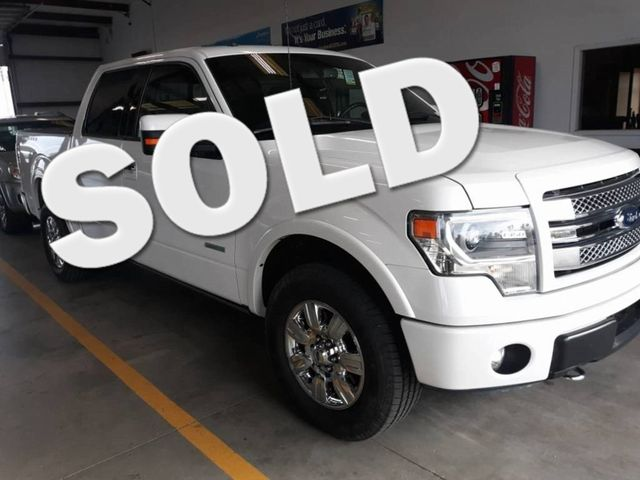 2014 Ford F-150 Limited Madison, NC 0