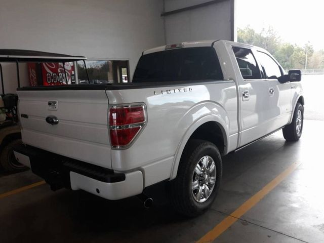 2014 Ford F-150 Limited Madison, NC 4