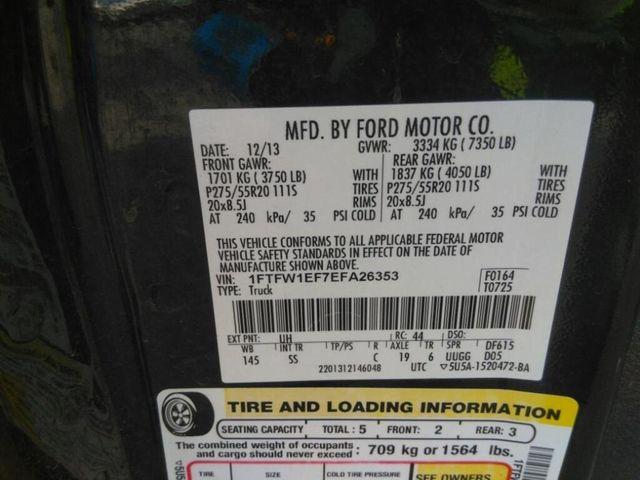 2014 Ford F-150 STX Madison, NC 7