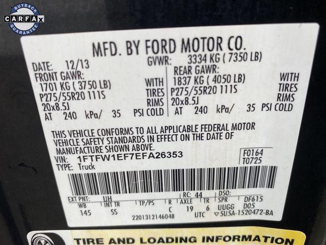 2014 Ford F-150 STX Madison, NC 39