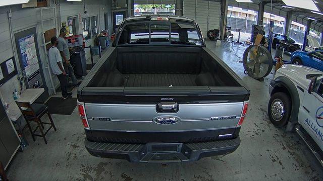 2014 Ford F-150 Platinum Madison, NC 2