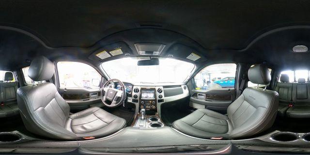2014 Ford F-150 Platinum Madison, NC 8
