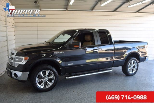 2014 Ford F-150 XLT in McKinney, Texas 75070