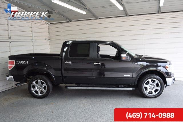 2014 Ford F-150 Lariat in McKinney Texas, 75070