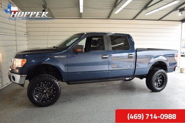 2014 Ford F-150 XLT LIFTED HLL in McKinney, Texas 75070