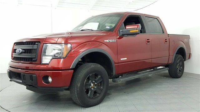2014 Ford F-150 FX4 CUSTOM LIFTW/WHEELS AND TIRES in McKinney, Texas 75070