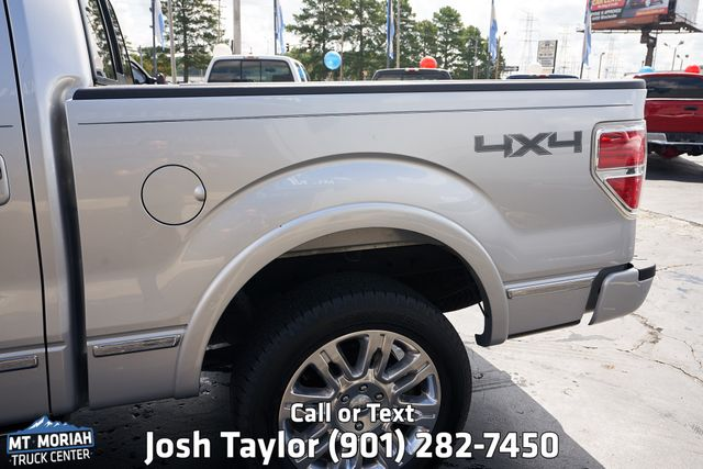 2014 Ford F-150 Platinum in Memphis Tennessee, 38115