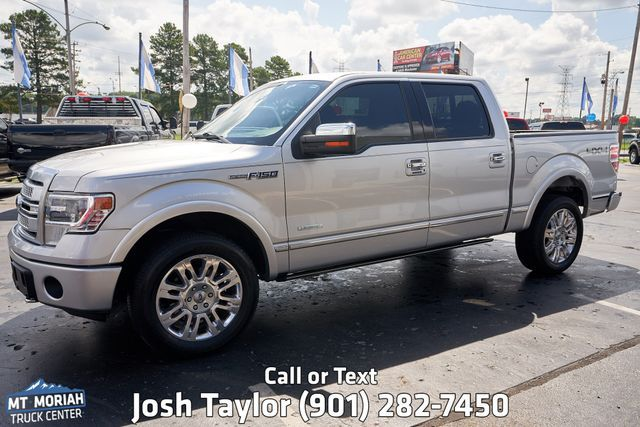 2014 Ford F-150 Platinum | Memphis, TN | Mt Moriah Truck Center in Memphis TN