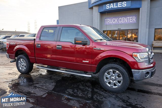 2014 Ford F-150 XLT Leather