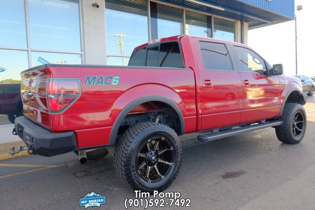 2014 Ford F-150 FX4 LIFT KIT LEATHER SEATS SUNROOF NAVIGATION in Memphis, Tennessee 38115