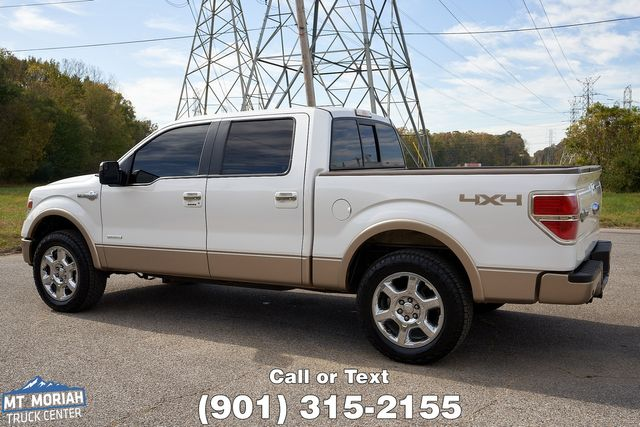 2014 Ford F-150 King Ranch in Memphis, Tennessee 38115