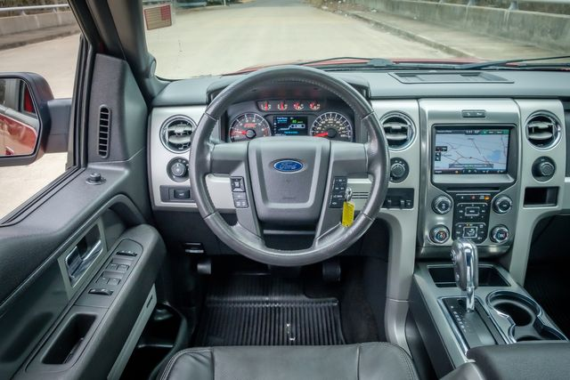 2014 Ford F-150 FX4 sunroof heated cooled leather seats navigation in Memphis, Tennessee 38115