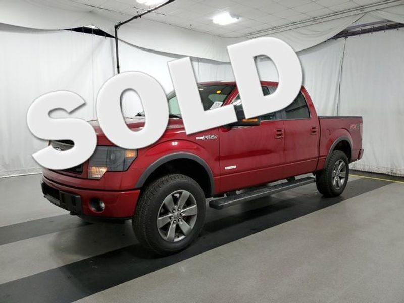 2014 Ford F-150 FX4 | Memphis, Tennessee | Tim Pomp - The Auto Broker in Memphis Tennessee