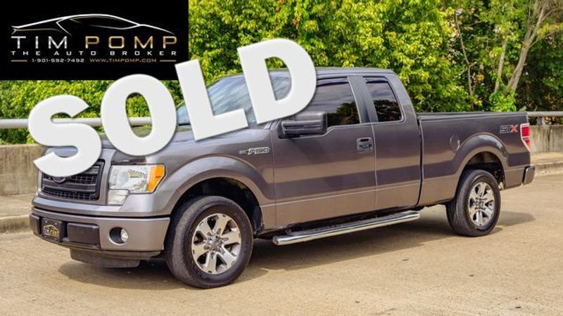 2014 Ford F-150 STX | Memphis, Tennessee | Tim Pomp - The Auto Broker in Memphis Tennessee