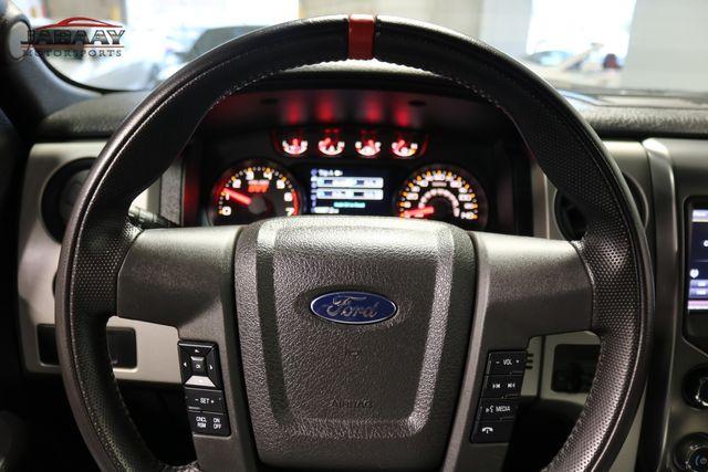 2014 Ford F-150 SVT Raptor Merrillville, Indiana 17