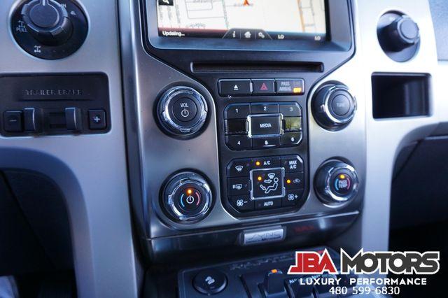 2014 Ford F-150 SVT Raptor 4x4 F150 4WD 801A Luxury Package in Mesa, AZ 85202