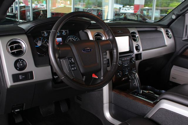 2014 Ford F-150 LARIAT LUXURY SuperCab 4x4 - NAVIGATION - SUNROOF! Mooresville , NC 32