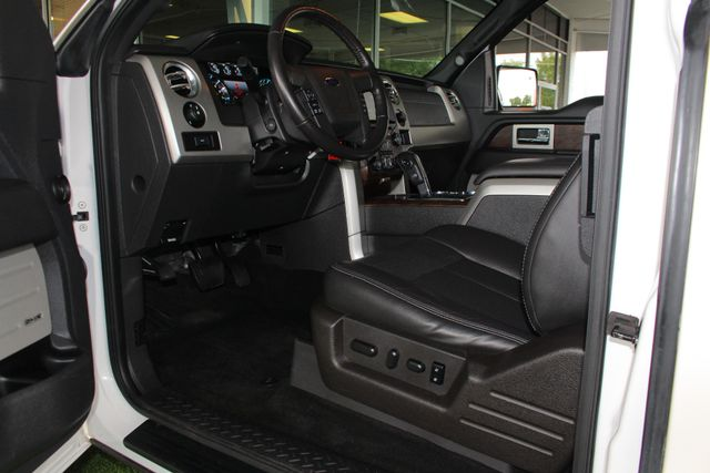 2014 Ford F-150 LARIAT LUXURY SuperCab 4x4 - NAVIGATION - SUNROOF! Mooresville , NC 31