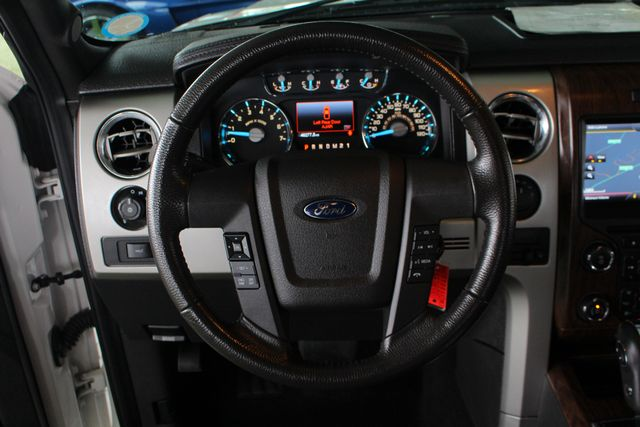 2014 Ford F-150 LARIAT LUXURY SuperCab 4x4 - NAVIGATION - SUNROOF! Mooresville , NC 6