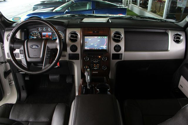 2014 Ford F-150 LARIAT LUXURY SuperCab 4x4 - NAVIGATION - SUNROOF! Mooresville , NC 30