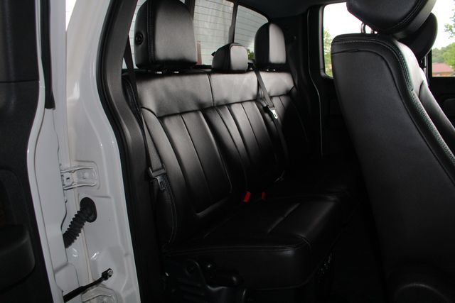 2014 Ford F-150 LARIAT LUXURY SuperCab 4x4 - NAVIGATION - SUNROOF! Mooresville , NC 12