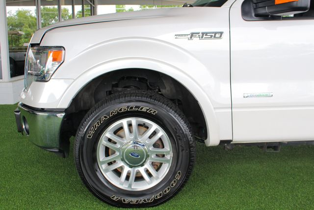 2014 Ford F-150 LARIAT LUXURY SuperCab 4x4 - NAVIGATION - SUNROOF! Mooresville , NC 21