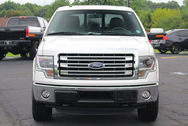 2014 Ford F-150 LARIAT LUXURY SuperCab 4x4 - NAVIGATION - SUNROOF! Mooresville , NC 16