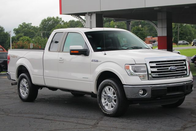 2014 Ford F-150 LARIAT LUXURY SuperCab 4x4 - NAVIGATION - SUNROOF! Mooresville , NC 23