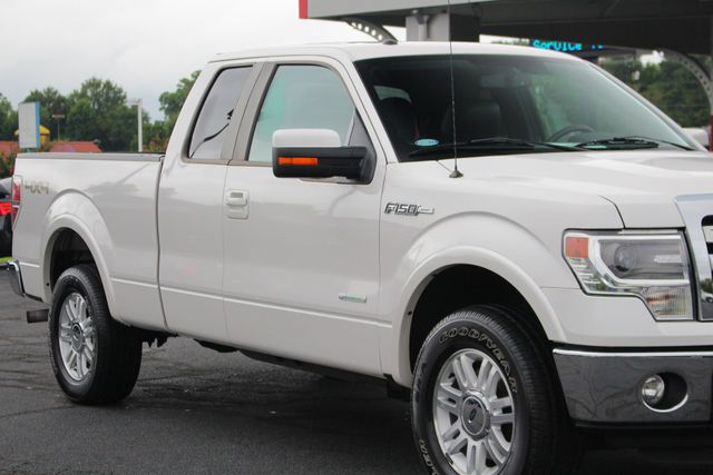 2014 Ford F-150 LARIAT LUXURY SuperCab 4x4 - NAVIGATION - SUNROOF! Mooresville , NC 27