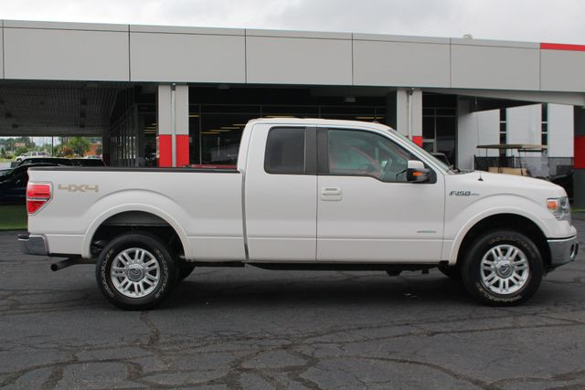 2014 Ford F-150 LARIAT LUXURY SuperCab 4x4 - NAVIGATION - SUNROOF! Mooresville , NC 14