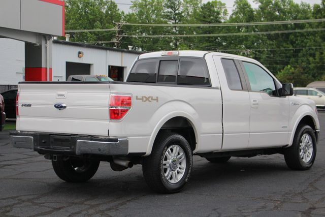2014 Ford F-150 LARIAT LUXURY SuperCab 4x4 - NAVIGATION - SUNROOF! Mooresville , NC 25