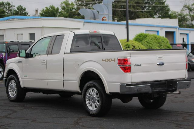 2014 Ford F-150 LARIAT LUXURY SuperCab 4x4 - NAVIGATION - SUNROOF! Mooresville , NC 26