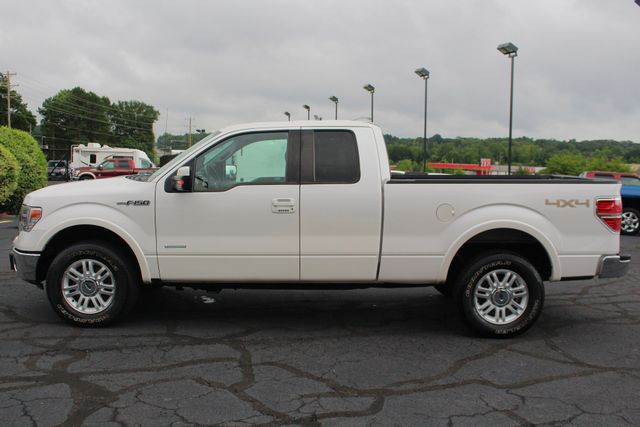 2014 Ford F-150 LARIAT LUXURY SuperCab 4x4 - NAVIGATION - SUNROOF! Mooresville , NC 15