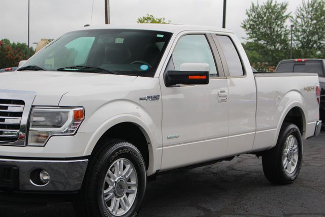 2014 Ford F-150 LARIAT LUXURY SuperCab 4x4 - NAVIGATION - SUNROOF! Mooresville , NC 28