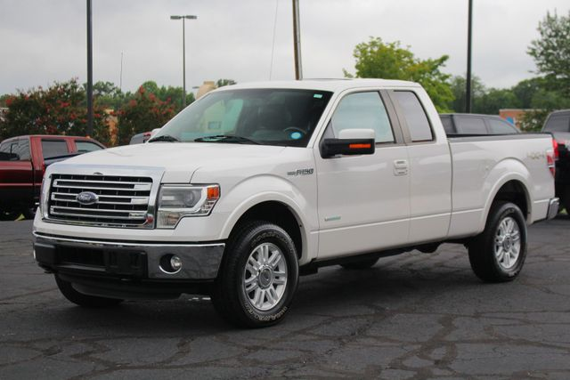 2014 Ford F-150 LARIAT LUXURY SuperCab 4x4 - NAVIGATION - SUNROOF! Mooresville , NC 24